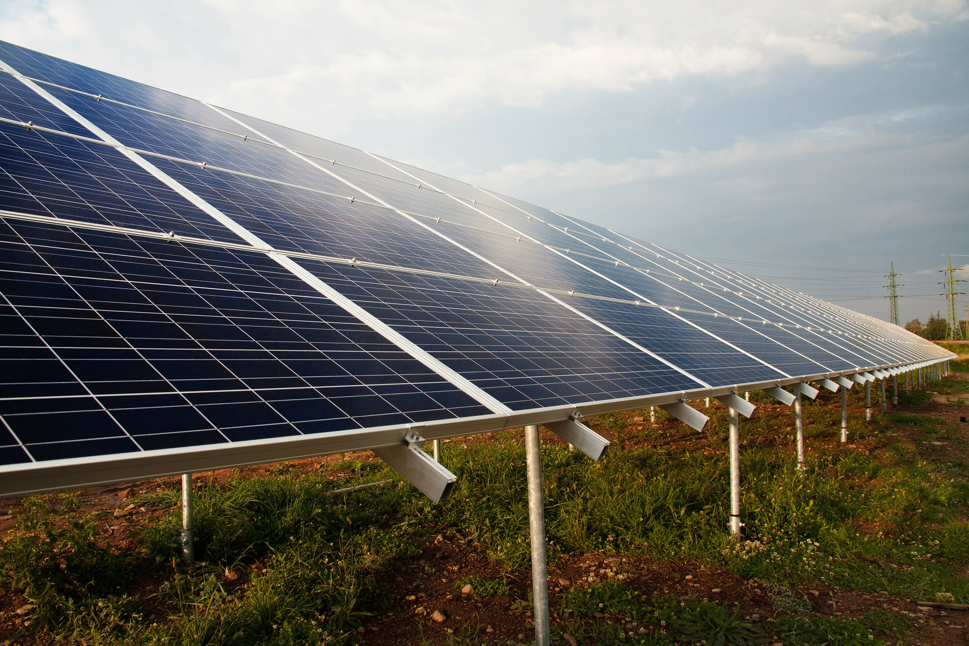 Metal Fabrication for Solar Power Industry and Alternative Energy