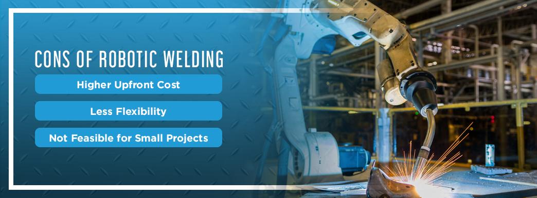 Robotic Welding Process - How Robotic Welding Works