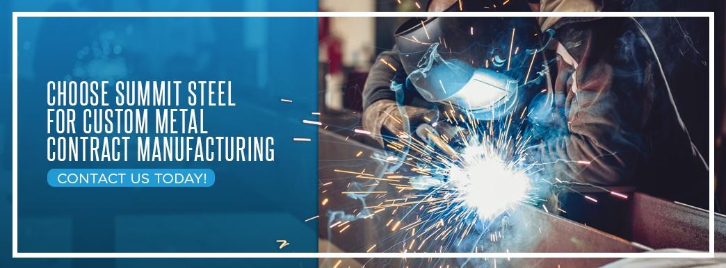 Summit Steel Custom Metal Contract Manufacturing